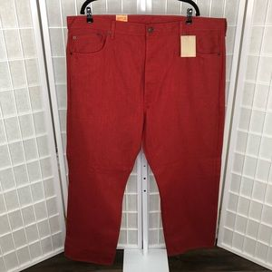 Levi Strauss 501 Men's Jeans Size W55 L30